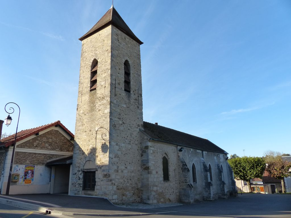 L'église Saint Jacques